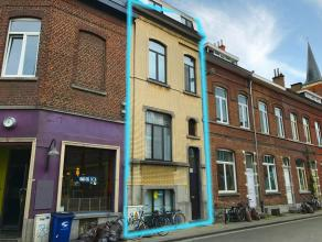 Bent u op zoek naar een interessante belegging of een huis te koop in Leuven voor eigen studerende kinderen ? Deze woning is schitterend gelegen in de