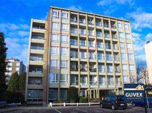 """Dit gezellig appartement is gelegen in de residentie """" Van Eyck"""" in de Festraetsstraat op enkele minuten wandelafstand van de stad, winkels en scholen"""