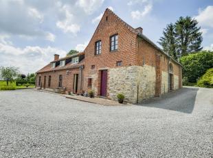 Environnement exceptionnel pour cette villa style fermette à fort potentiel au cur du Mont-Saint-Aubert et proche de toutes commodités !