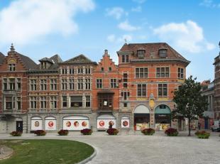 Vente de plusieurs immeubles donnant sur 2 rues. Bâtiment principal avec vue sur la Cathédrale et 3 maisons donnant sur la rue à l