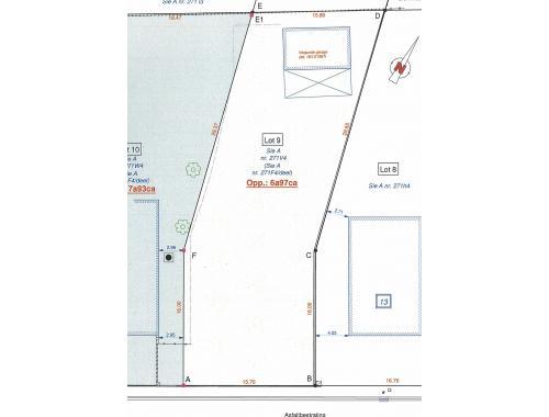 Terrain à bâtir à vendre à Wilsele, € 210.000