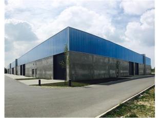 www.osre.be Ideale locatie in het industriële hart van Oostende, op minder dan 5 minuten rijden tot de oprit van de autostrade en in een filevrij
