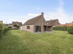 Maison à vendre                     à 8750 Wingene