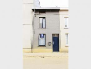 STADSWONING met 2 slaapkamers en terras te huur in het centrum van Diest, Statiestraat 97. De woning is op wandelafstand gelegen van het station van D