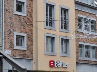APPARTEMENT van +/- 100m² met 2 slaapkamers en staanplaats te huur in het centrum van Diest, Sint-Jan Berchmansstraat 2.<br /> Het appartement is