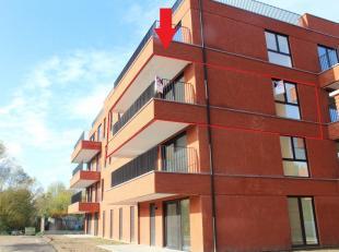 Kwalitatief afgewerkt nieuwbouwappartement gelegen op de 2de verdieping in project De Blekerij met 3 slaapkamers, een ruim zonnig terras en zicht op h