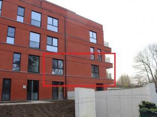 Rustig gelegen nieuwbouwappartement 1 slaapkamer centrum Diest!Dit mooi afgewerkte nieuwbouwappartement op de tweede verdieping bevindt zich in het ce