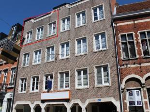 Ruim appartement met 2 slaapkamers in centrum Diest Ruim 2-slaapkamerappartement met terras gelegen op wandelafstand van de Grote Markt in Diest, vlak