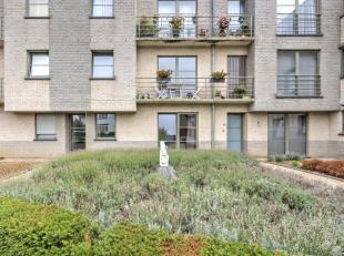 Ruim gelijkvloers appartement te huur met 2 slaapkamers, garage en tuin op een uitstekende locatie te Heverlee. Beschikbaar vanaf 1 november 2018. Voo