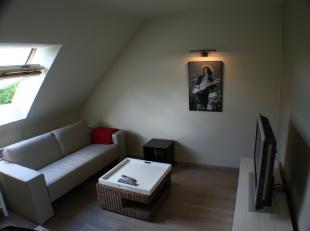 Prachtig gemeubeld appartement met doordachte luxe afwerking. Gelegen op een centrale topligging in Hasselt  en toch rustig gelegen aan een parkje. Di
