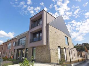 Dit nieuwbouw gelijkvloers appartement heeft volgende troeven:<br /> <br /> + Aangelegd tuintje met tuinhuis;<br /> + Terras op het zuiden;<br /> + Pr