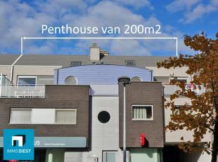 Deze penthouse van 200m2 met 4 slaapkamers in het centrum van Tessenderlo heeft heel veel troeven, hieronder enkele opgesomd:<br /> <br /> + Gunstige
