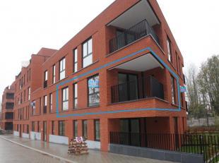 Dit luxe 2 slaapkamer appartement met ondergrondse staanplaats bevindt zich op de 1ste verdieping en maakt deel uit van het woonproject 'de Blekerij'.