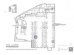 Ondergronds staanplaats nummer 96 onder het WZC op de nieuwe Ezeldijksite te Diest.<br /> Kan jaar per jaar gehuurd worden aan € 65 per maand.<br /> W