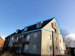 Ruim duplex appartement met drie slaapkamers, heeft volgende troeven:<br /> <br /> + Knappe ligging tov groen gemeente plein;<br /> + Energiezuinig ap