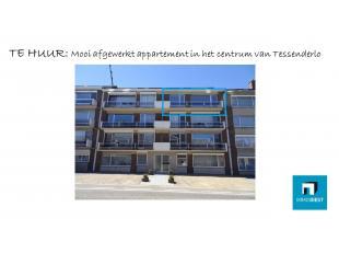 Prachtig 3 slaapkamer appartement in het centrum van Tessenderlo<br /> Vlakbij kan u de vele winkels, restaurants en scholen vinden alsook het openbaa