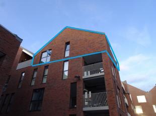 Exclusief dakappartement  met zuid gericht terras in stadsvernieuwingsproject Ezeldijk.<br /> Het appartement bevindt zich op de derde verdieping en b