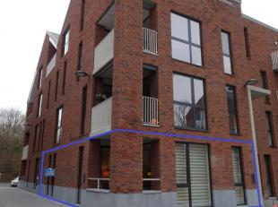 Dit  luxueus gelijkvloers appartement bevindt zich in het hartje van de stad Diest.<br /> <br /> Het omvat 1 slaapkamer, een volledig ingerichte open