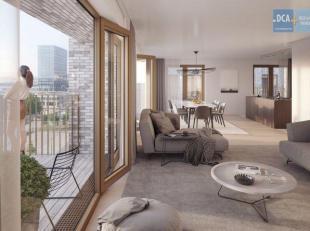 Project 'Binnenvaert' omvat enkele prachtige duplex penthouses. De luxueuze penthouses met binnenlift zijn subliem gelegen met zicht op het Kempisch D