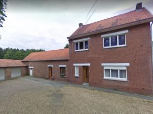 Deze bouwgrond is gelegen in Genk, Gelieren , is 15a40 groot. <br /> Boerderij is eventueel mogelijk om te renoveren, dan kan de huidige situatie blij