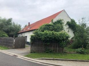 Ravissante fermette de +/- 300 m² sur un terrain de 8A dans un quartier résidentielle à 10 min du centre de Bruxelles en pleine ver