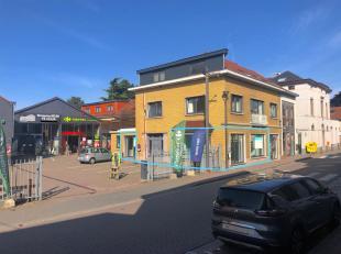 Deze commerciële ruimte is gelegen pal in het centrum van Meise. Op een buitengewoon zichtbare en bereikbare plaats in het commerciële hart