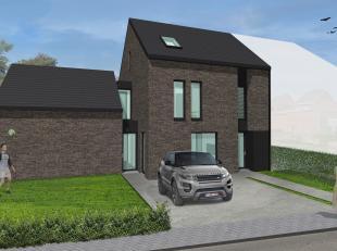 Nieuwbouwproject te Londerzeel.<br /> In een gunstige omgeving en op een prachtig bouwperceel kan uw droomwoning met aanbouw komen. Met zeer veel aan