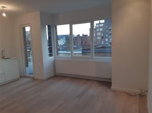 Dit VOLLEDIG GERENOVEERD TWEE SLAAPKAMER APPARTEMENT MET KLEIN TERRAS op de tweede verdieping, is gelegen in de Morckhovenbuurt en vlot bereikbaar met