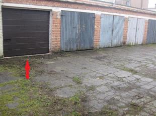 Garage à louer                     à 2660 Hoboken