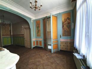 EXCLUSIEF!! Herenhuis in Art Déco stijl met 4 slaapkamers,dakterras en veel authentieke elementen. Centrale ligging in Merksem. Ouderlijke woon