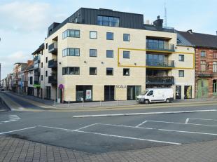 Dit nieuwbouwappartement in deze luxueuze residentie is gelegen te Wetteren centrum, op wandelafstand van allerhande winkels, openbaar vervoer en zove