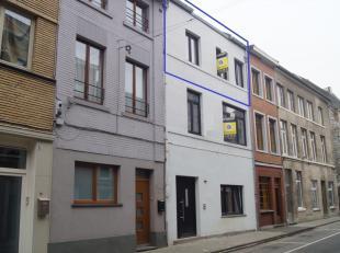 Volledig gerenoveerd duplexappartement van 97m² gelegen in het centrum nabij alle voorzieningen en met vlotte verbinding autosnelweg en station.