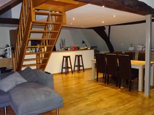 Gelegen in het centrum vindt u een mooi instapklaar dakappartement (loft) van 115 m² op de 2e verdieping. Winkels, scholen, station, openbaar ver