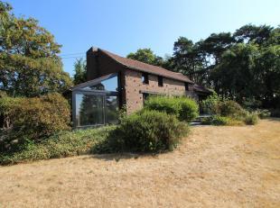 A l'origine cette propriété était une résidence secondaire,  aujourd'hui nous proposons à un prochain propri&eacute