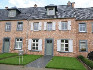 Située dans le tout nouveau quartier résidentiel de Hamme-Mille et proche de toutes les facilités (commerces, écoles, gare