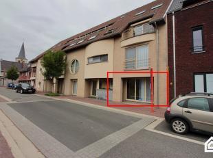 Gelijkvloers appartement te Bocholt-centrum<br /> - 2 slaapkamers<br /> - badkamer<br /> - privéterras aan de achterzijde<br /> - terras aan de