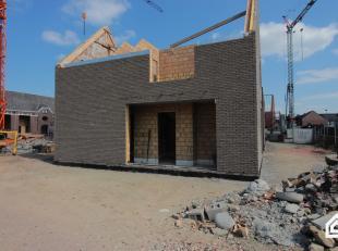 Nieuw halfopen bebouwing te Kaulille<br /> - Oude Jongensschool van Kaulille<br /> - perceeloppervlakte: +/- 137,66m²<br /> - bewoonbare oppervla