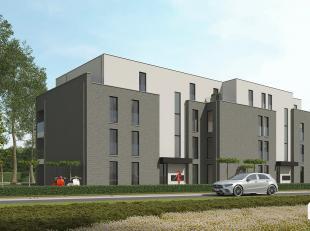 Luxueus appartement te Bocholt centrum<br /> - bewoonbare oppervlakte: 73m²<br /> - tuin/terrasoppervlakte: 11m²<br /> - appartement 2.03