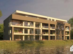 Luxueus appartement te Bocholt centrum<br /> - bewoonbare oppervlakte: 93m²<br /> - tuin/terrasoppervlakte: 12m²<br /> - appartement 2.04<br