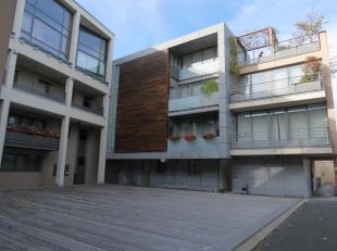 """Dans la résidence """"Les jardins de Lalieux"""", spacieux et moderne studio au centre de Nivelles, à quelques mètre de la place Peduzz"""