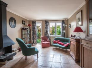 CHARMANTE maison ouvrière de deux chambres, idéalement situé près du métro de Kraainem, UCL, EPHEC, club de sport,
