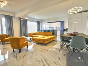 ROODEBEEK / SHOPPING DE WOLUWE: Prachtig appartement volledig gerenoveerd (1e bewoning na volledige renovatie) GEMEUBILEERD bestaande uit: woon / eetk