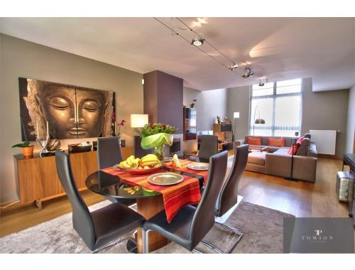 Appartement à louer à Bruxelles, € 2.300