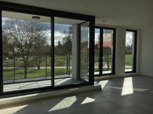 """Mooi nieuwbouw appartement met een bewoonbare oppervlakte van +/- 105m2, gelegen op de 2de verdieping van een volledig nieuw woonproject, Residentie """""""