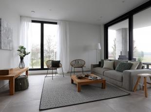 Nieuwbouw - Residentie Carré Blanc - Nieuw gebouwd hoekappartement van 107m2 met overvloedige lichtinval en mooi uitzicht, bestaande uit een in