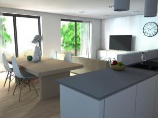 """KRAAINEM - Dezangré/Sint-Pancratius - Residentie """"Klein Normandië"""" gelegen in het hart van Kraainem - Nieuwbouw appartement op de 2de verd"""