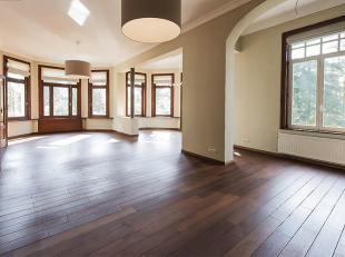 Prince d'Orange - Ecole Européenne - Lycée Français: Splendide appartement (rez-de-chaussée) entièrement rén