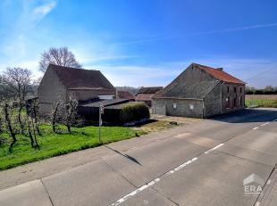 Landelijk gelegen boerderij met bijgebouwen en mooi open zicht te Kersbeek-Miskom. Ben je op zoek naar een hoeve die je volledig kan inrichten naar ei