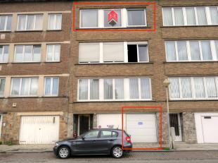 OPTION - Visites suspendues - Neder-over-heembeek (1120 Bruxelles) Appartement 2 chambres à rénover situé en face du Delhaize, ru