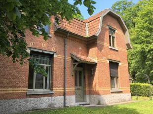 Bent u op zoek naar woning te Deurle?<br /> Ontdek deze authentieke villa met drie slaapkamers tijdens de bezoekdagen op zaterdag 22 juni en 06 juli t